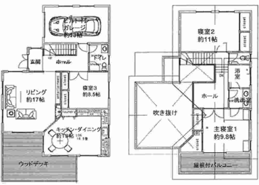 南軽井沢新築物件