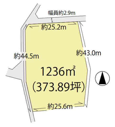 南軽井土地物件