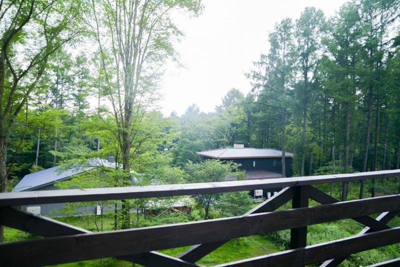 千ヶ滝 別荘