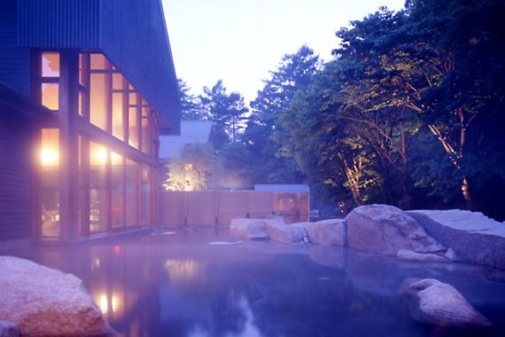 軽井沢 温泉