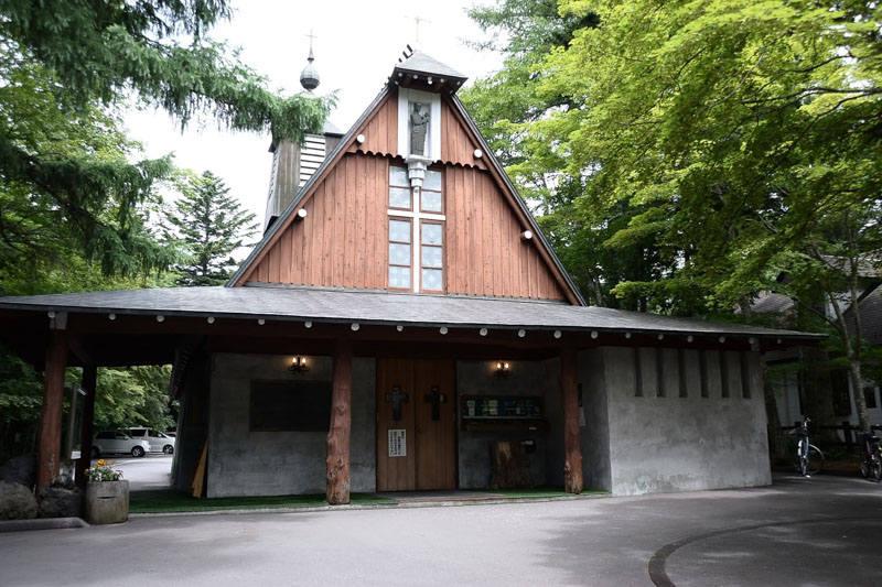 聖パウロ協会 軽井沢