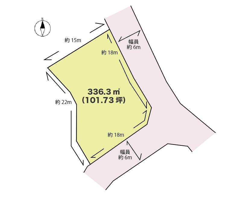 中軽井沢土地物件