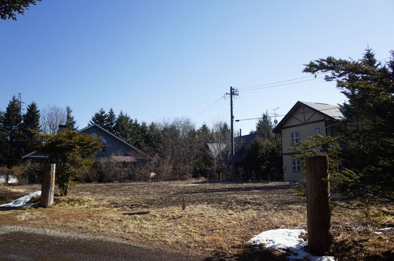 新軽井沢土地物件