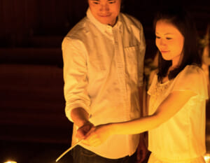 http://candle.karuizawachurch.org/