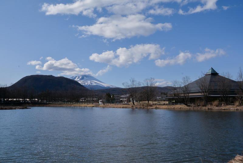 軽井沢 観光 矢ヶ崎公園