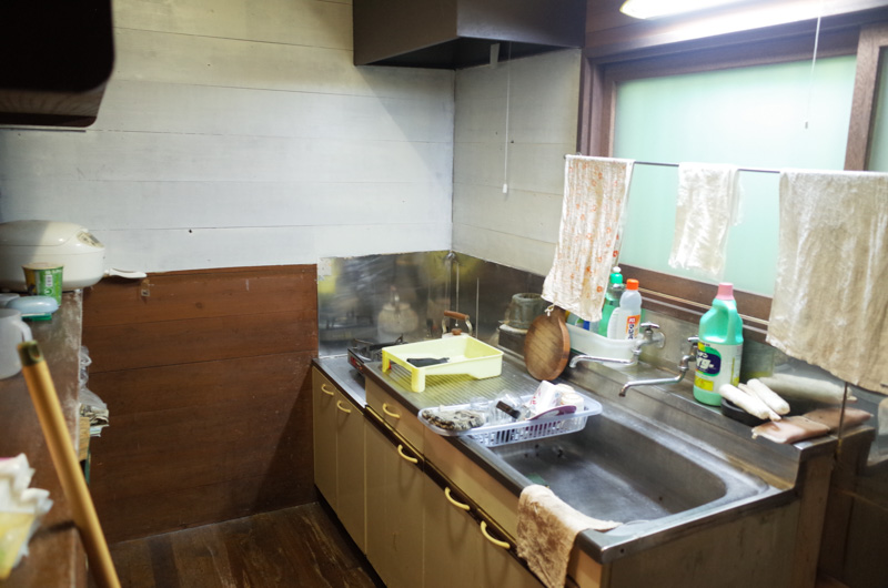 千ヶ滝中古別荘