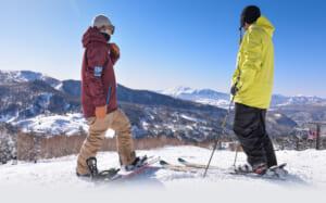 軽井沢 スキー