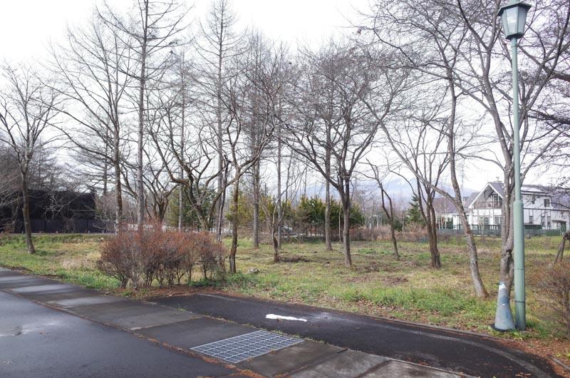 南軽井沢土地物件