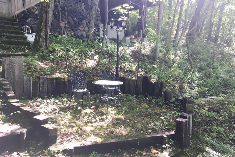 千ヶ滝 中古別荘