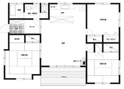 南軽井沢 中古別荘