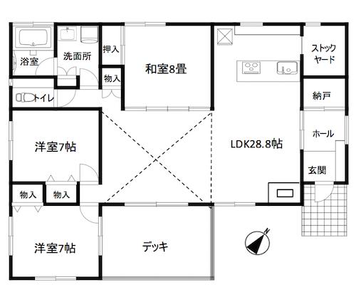 南軽井沢 新築