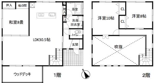 中軽井沢 新築